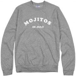 Mojito's in July