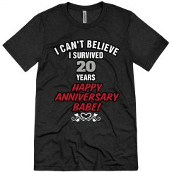 Happy 20th Anniversary!