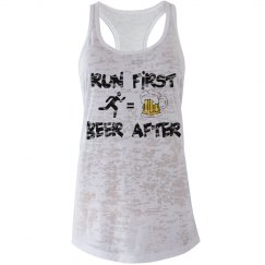 Run First Beer After