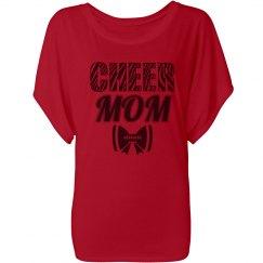 Cheer Mom Stylish Tee