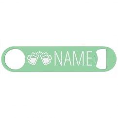 Custom Name Personal Bottle Opener
