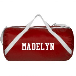 Madelyn sports bag