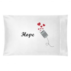 Hope Pillowcase