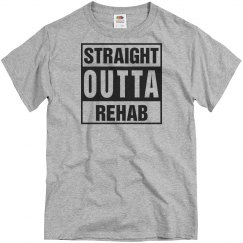 Straight outta rehab