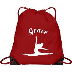 Grace dance bag
