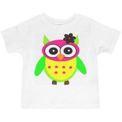 Cute Owl Babies Tee