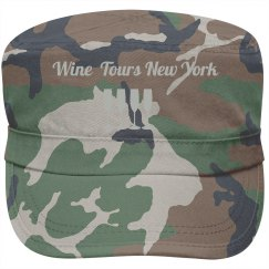 Wine Tours Motorcycle Hat