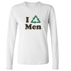 I Recycle Men