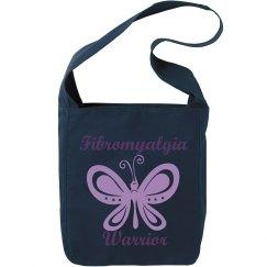 Fibromyalgia Warrior Cross Body Bag