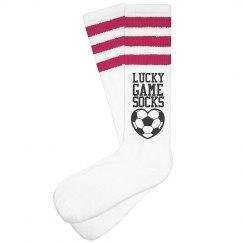 Lucky Game socks