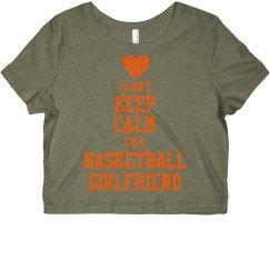 Keep Calm Basketball GF