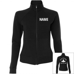Custom Dance Studio Zip Jacket