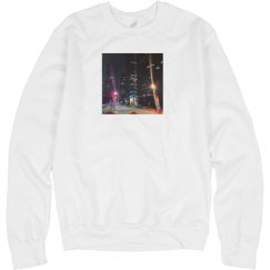 """""""Trippy City"""" Pullover"""