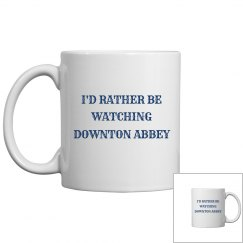 Downton Abbey Mug