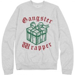 Xmas Gangster Wrapper