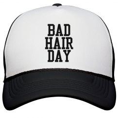 BAD HAIR DAY BLACK
