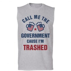 Funny Political July 4th Shirt
