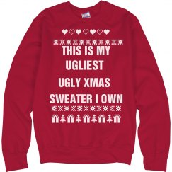 Ugly Xmas Sweater