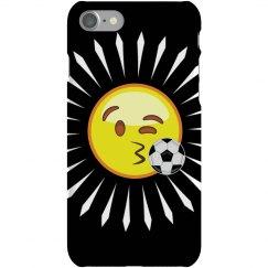 Soccer Emoji Phone Case