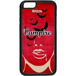 Vampire iPhone case