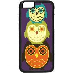 Owl iPhone 4, 4S Case 1
