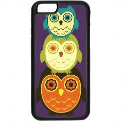 Owl iPhone 4, 4S Case 1