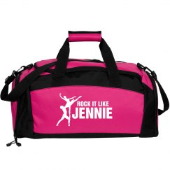 Rock it like Jennie!