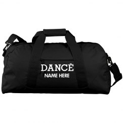 Fancy Custom Dance Bag
