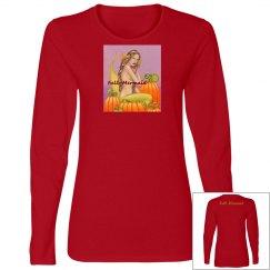 Fall Mermaid Shirt