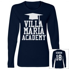 Senior Long sleeve Tee