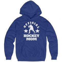 Official Hockey Mom Designs