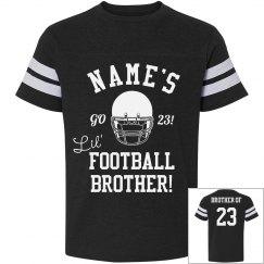 Football Family Lil' Bro