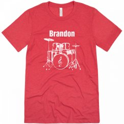 Brandon the drummer