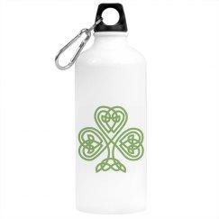 Celtic Cross Waterbottle