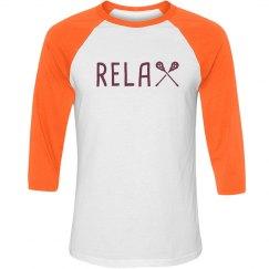 Relax Lacrosse Shirt