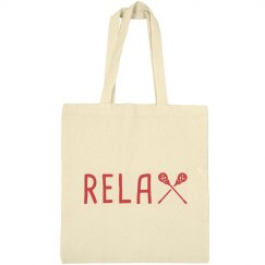 Relax Lacrosse Tote