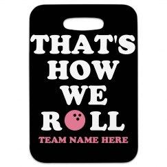 Bowling Bag Team Tag