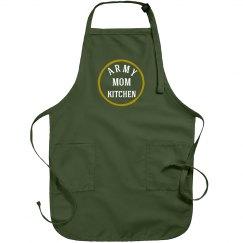 Army mom kitchen