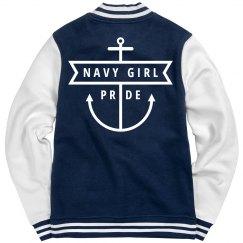 Navy Girl Pride