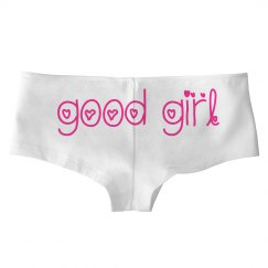 Good Girl Undies
