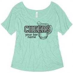 Cheers Beer Pitcher