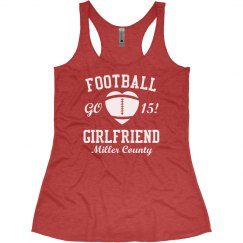 Go Football Girlfriend