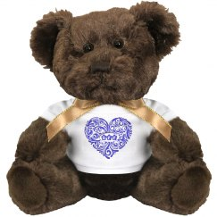 Personalized BFF Bear 4