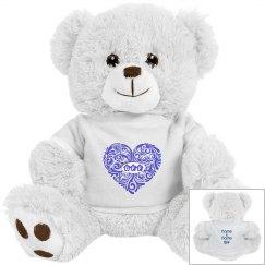 Personalized BFF Bear 4