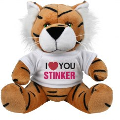 I love you Stinker!