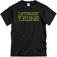 I.T. stands for internet things