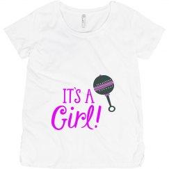 Its a Girl Tee