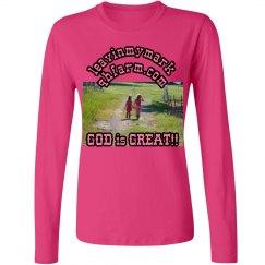 LMM#42 God is GREAT!! best friends