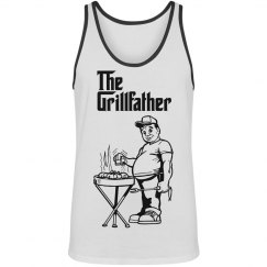 Grillfather tank top