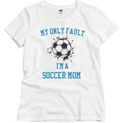 Only fault a soccer mom